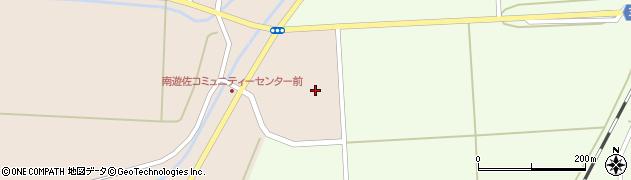 山形県酒田市宮内小楯周辺の地図