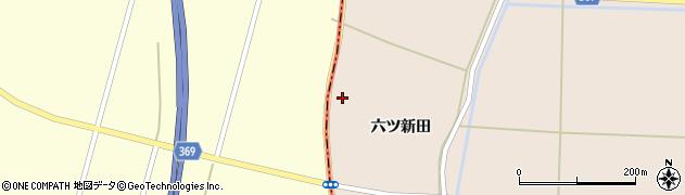 山形県酒田市宮内六ツ新田80周辺の地図