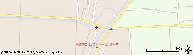 山形県酒田市宮内一口周辺の地図