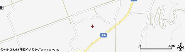 山形県酒田市福山貝ラケ11周辺の地図