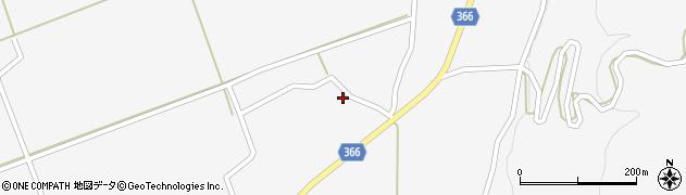 山形県酒田市福山中村西17周辺の地図