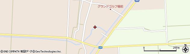 山形県酒田市宮内本楯6周辺の地図