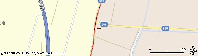 山形県酒田市宮内六ツ新田124周辺の地図