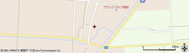 山形県酒田市宮内前田5周辺の地図