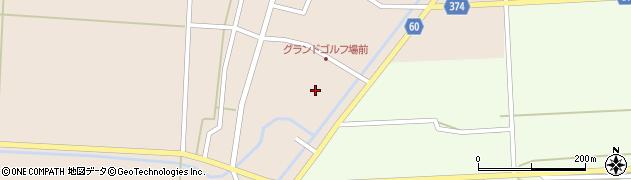 山形県酒田市宮内本楯19周辺の地図