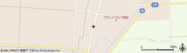 山形県酒田市宮内本楯13周辺の地図