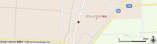 山形県酒田市宮内本楯15周辺の地図