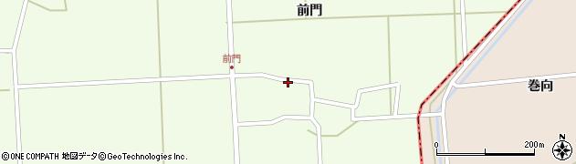 山形県酒田市米島岡畑50周辺の地図