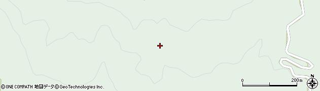 山形県酒田市赤剥前山周辺の地図