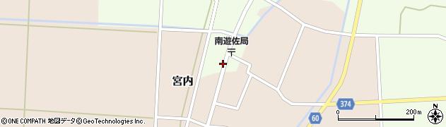 山形県酒田市千代田外野15周辺の地図