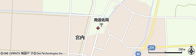 山形県酒田市千代田外野14周辺の地図