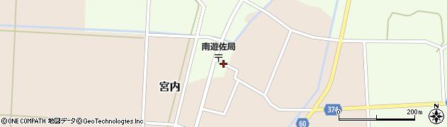 山形県酒田市千代田外野3周辺の地図