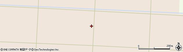 山形県酒田市宮内神田周辺の地図
