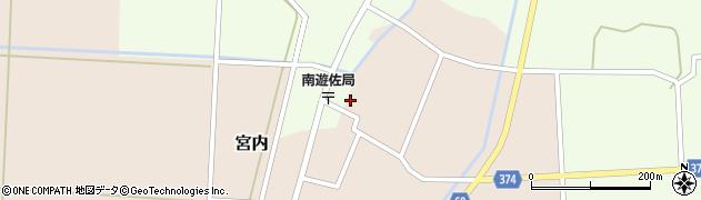山形県酒田市千代田外野5周辺の地図