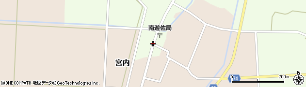 山形県酒田市千代田外野12周辺の地図