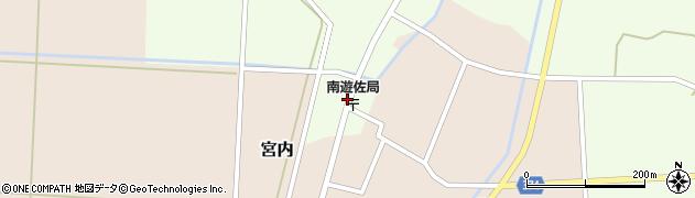 山形県酒田市千代田外野11周辺の地図