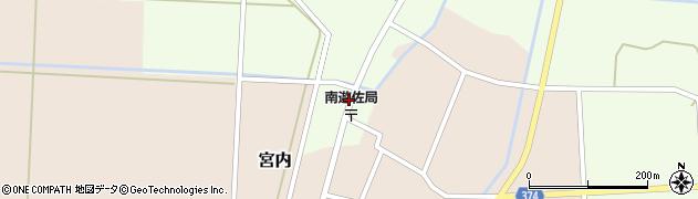 山形県酒田市千代田外野10周辺の地図