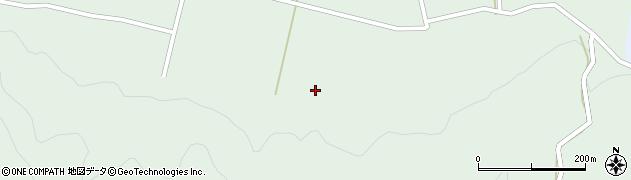 山形県酒田市赤剥中谷周辺の地図