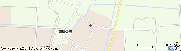 山形県酒田市宮内本楯138周辺の地図