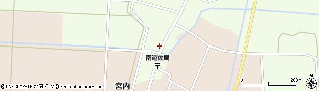 山形県酒田市千代田外野28周辺の地図