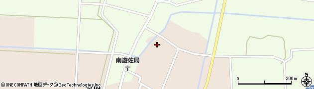 山形県酒田市宮内本楯136周辺の地図