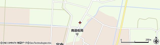 山形県酒田市千代田外野35周辺の地図