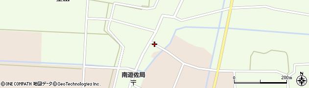 山形県酒田市千代田外野47周辺の地図