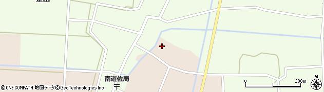 山形県酒田市宮内本楯337周辺の地図