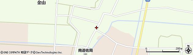 山形県酒田市千代田外野49周辺の地図