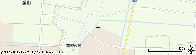山形県酒田市千代田外野54周辺の地図