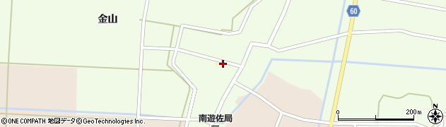 山形県酒田市千代田外野56周辺の地図