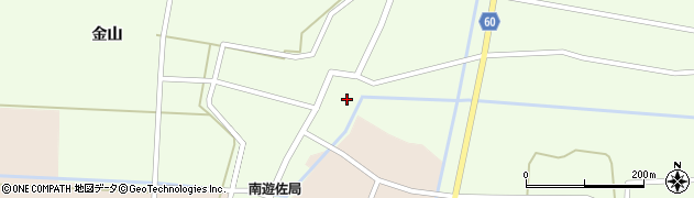 山形県酒田市千代田外野74周辺の地図