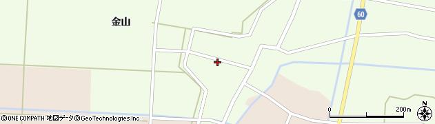山形県酒田市千代田外野62周辺の地図