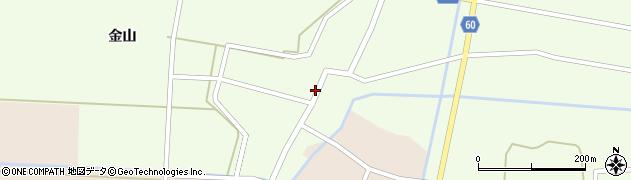 山形県酒田市千代田外野73周辺の地図