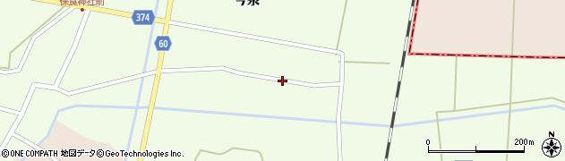 山形県酒田市千代田(宅田)周辺の地図