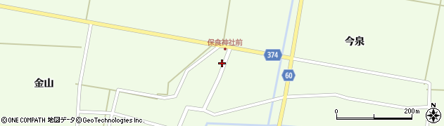 山形県酒田市千代田外野99周辺の地図