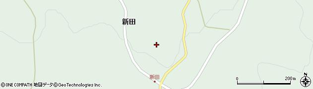 岩手県一関市大東町大原新田6周辺の地図