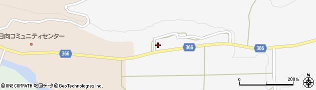 山形県酒田市草津豊田60周辺の地図
