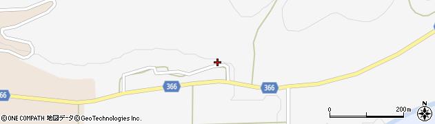 山形県酒田市草津豊田82周辺の地図