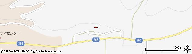 山形県酒田市草津豊田71周辺の地図