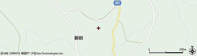 岩手県一関市大東町大原新田19周辺の地図