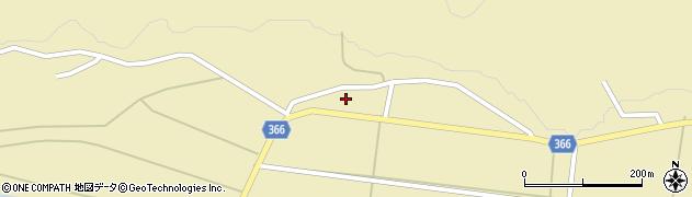 山形県酒田市下黒川家ノ前周辺の地図