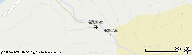 山形県酒田市升田大森周辺の地図