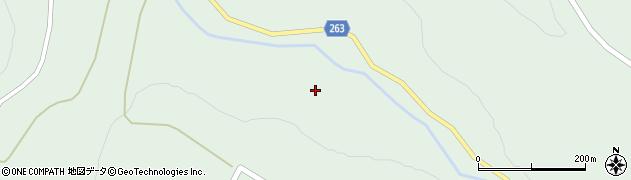 岩手県一関市大東町大原新田44周辺の地図