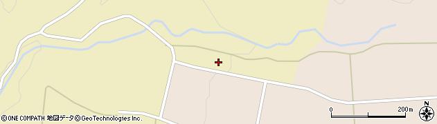 山形県酒田市下黒川(北平)周辺の地図