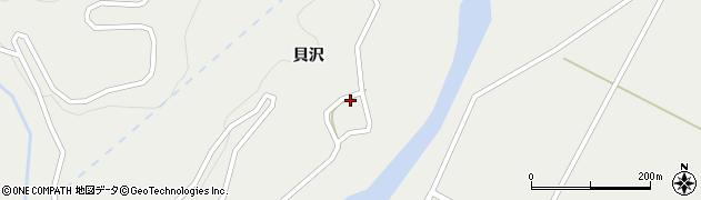 山形県酒田市升田貝沢26周辺の地図