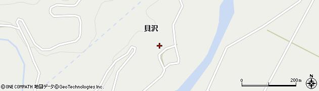 山形県酒田市升田貝沢15周辺の地図