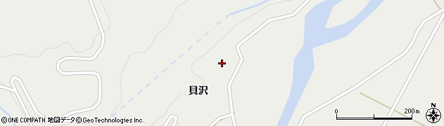 山形県酒田市升田中下周辺の地図