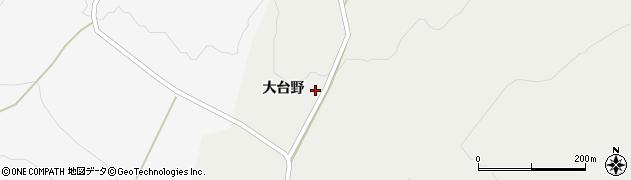 山形県酒田市升田大台野31周辺の地図