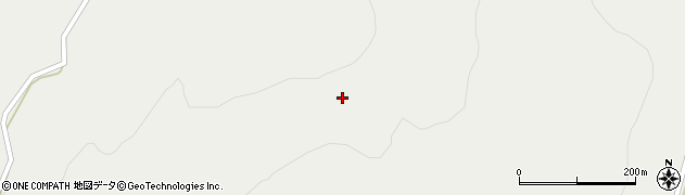 山形県酒田市升田突込谷地周辺の地図